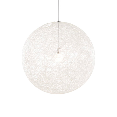 moooi Random Light II 吊燈(中、白、LED 版)