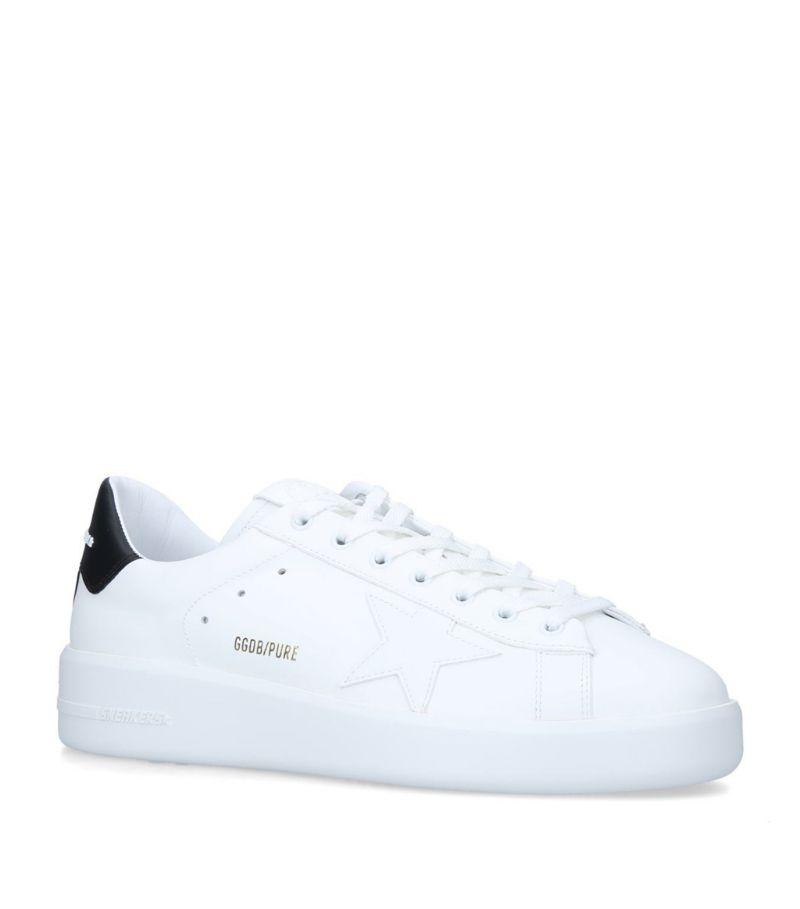 Golden Goose Low-Top Pure Star Sneakers