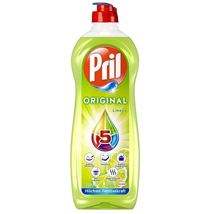德國Pril洗碗精-檸檬清香750ml