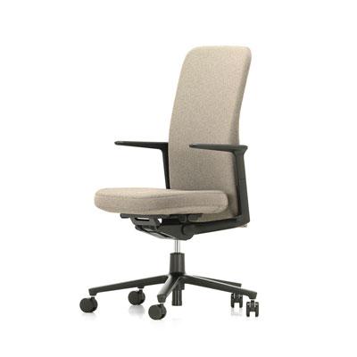 Pacific Chair 太平洋辦公椅(中背、燕麥白)