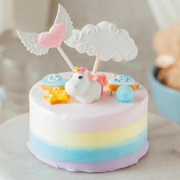 甜蜜之心 4吋【PATIO帕堤歐】10個~19個389元/4吋/團購美食/生日蛋糕/彌月蛋糕/蘋果蛋糕/優格蛋糕