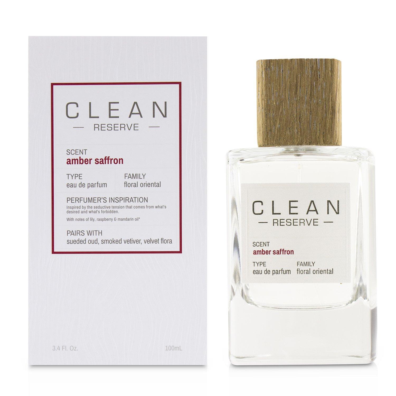 Clean - 琥珀藏紅花香水噴霧