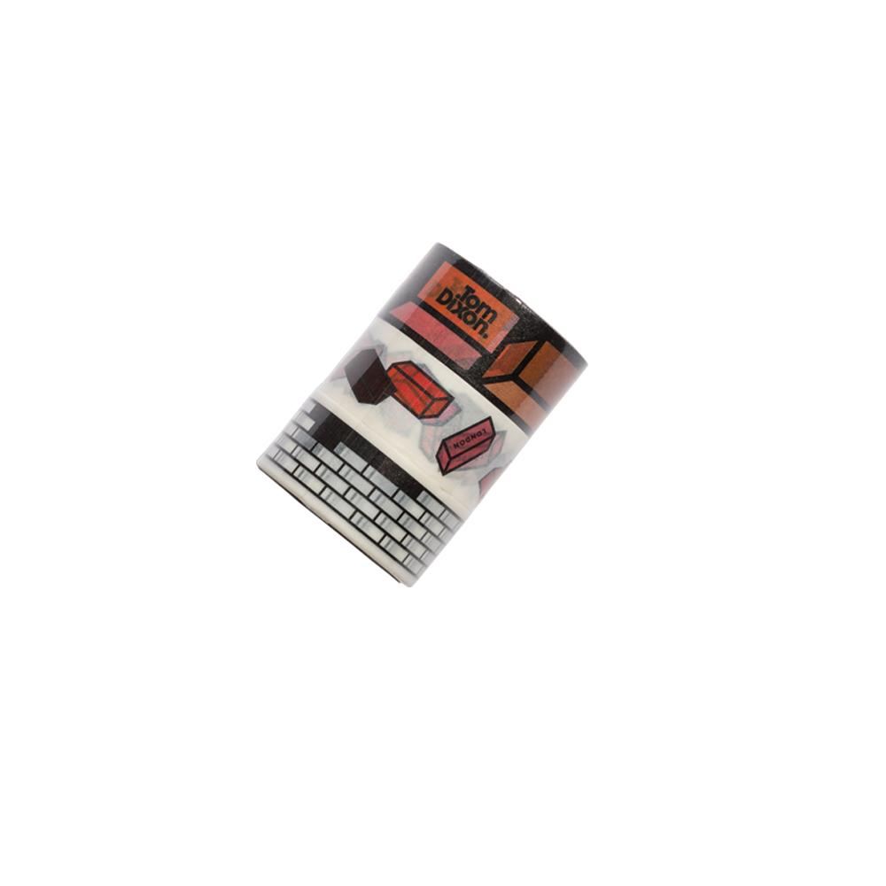 Washi Tape Bricks 英倫經典紙膠帶(紅磚)