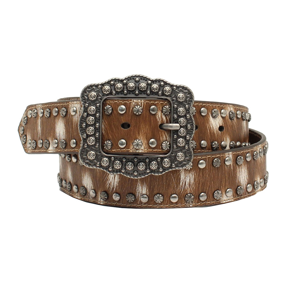 Angel Ranch Antique Deer Belt - Women's Belt