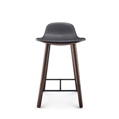 ABALONE Barstool 吧檯凳(黑、65cm)