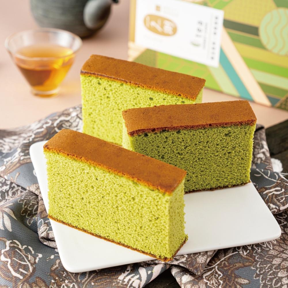 【一之鄉】 翠玉茗茶蜂蜜蛋糕
