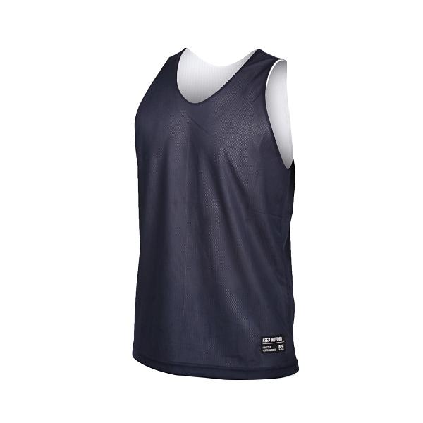 FIRESTAR 男雙面訓練籃球背心(球衣 無袖上衣 運動 吸濕排汗 台灣製≡體院≡ B1707-93