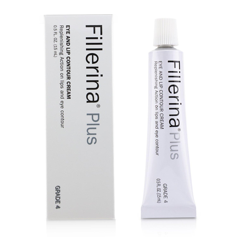 Fillerina - 注水抗皺眼唇修護霜 - Grade 4 Plus