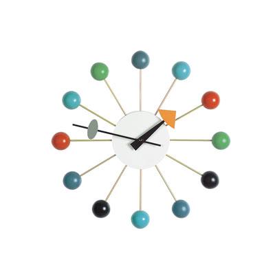 Ball Clock 球星掛鐘(彩色)