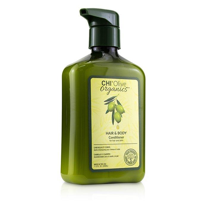 CHI - 橄欖有機護髮素(用於頭髮和皮膚)