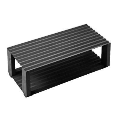 CORRUGATE 浪板鞋架(黑)