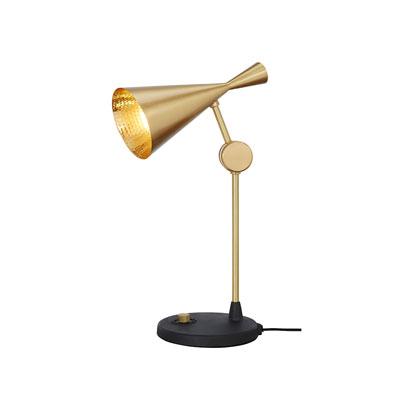 Beat 印度錐瓶桌燈(黃金)