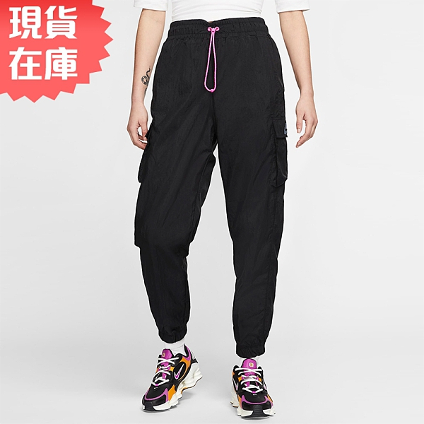 【現貨】Nike Sportswear Icon Clash 女裝 長褲 工作褲 休閒 穿搭 黑【運動世界】CV9047-010