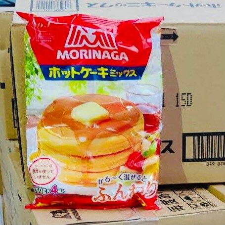 日本 森永德用鬆餅粉 600g(150g*4袋)