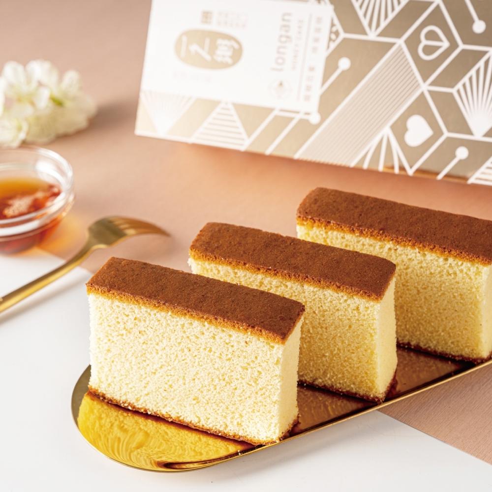 【一之鄉】 龍眼花蜜蜂蜜蛋糕
