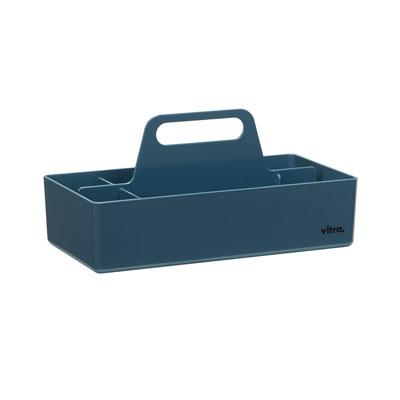 Toolbox 提著走小物收納盒(湛海藍)