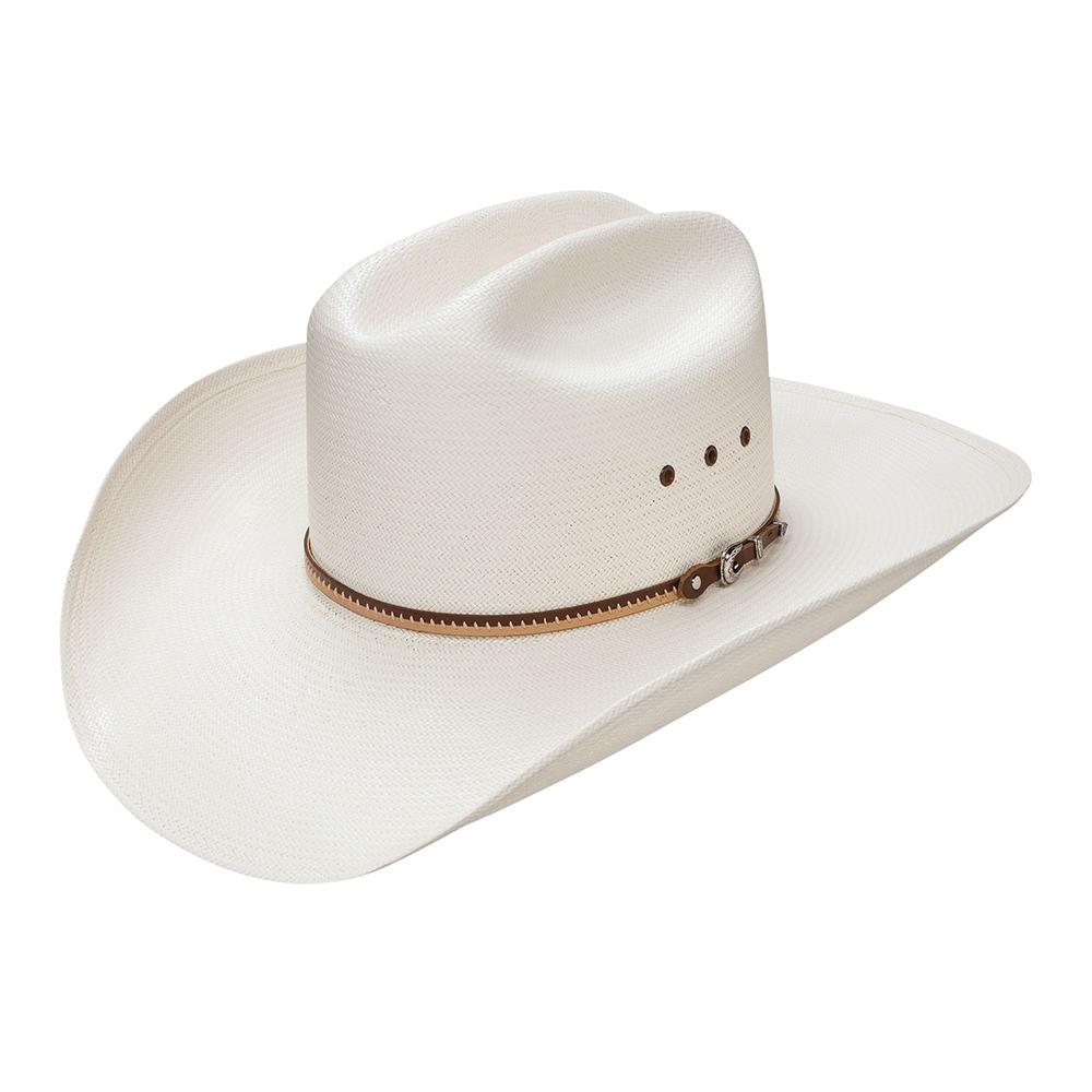 Resistol George Strait Bolt N - (10X) Straw Cowboy Hat