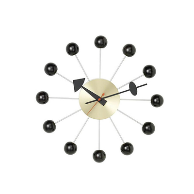 Ball Clock 球星掛鐘(黑色)