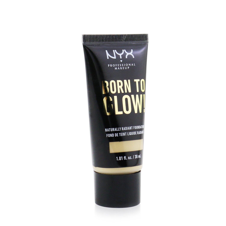NYX - Born To Glow!自然光彩粉底液