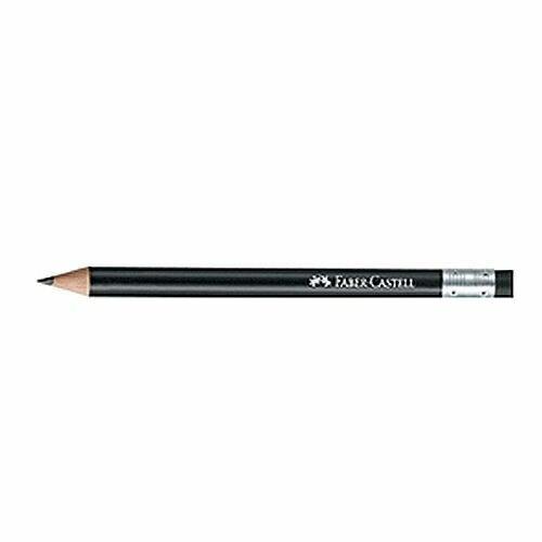 FABER-CASTELL-完美鉛筆配件 咖啡/黑色桿* 118341
