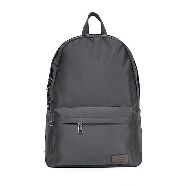 【南紡購物中心】J II 後背包-經典休閒後背包-深灰色-6202-3