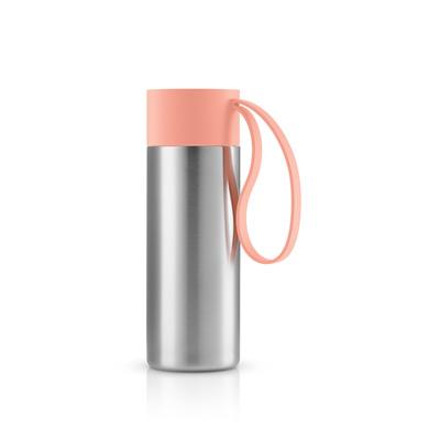 極線真空保溫瓶(蜜瓜橙、350 ML)
