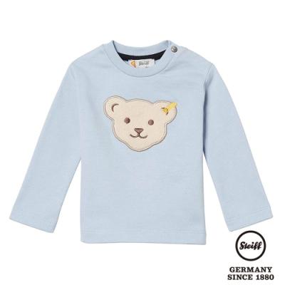STEIFF德國精品童裝   經典熊熊素面 長袖T袖衫