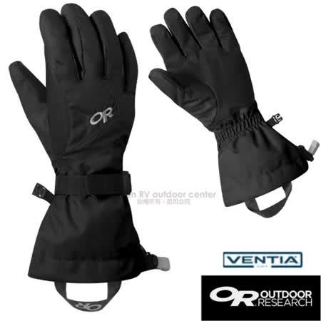 【Outdoor Research】女款 ADRENALINE GLOVES 防風防水透氣保暖手套/止滑.耐磨/OR243249-0001 黑