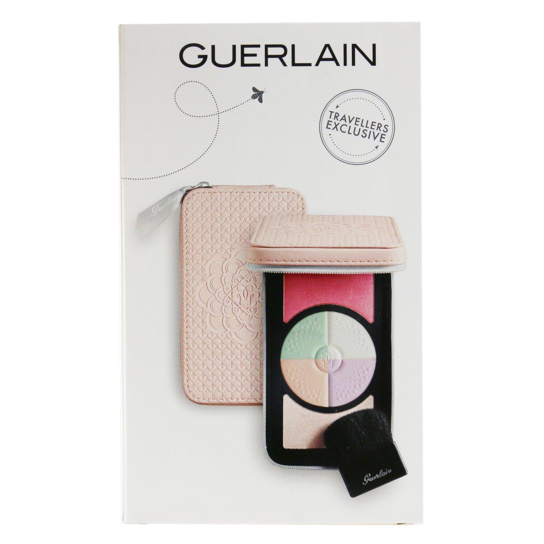 嬌蘭 Guerlain - Meteorites My Palette調色盤(顏色校正粉底,腮紅和修容棒)
