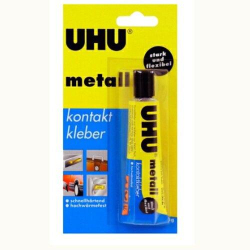 UHU-046 30g 金屬接縫黏合膠*10支入