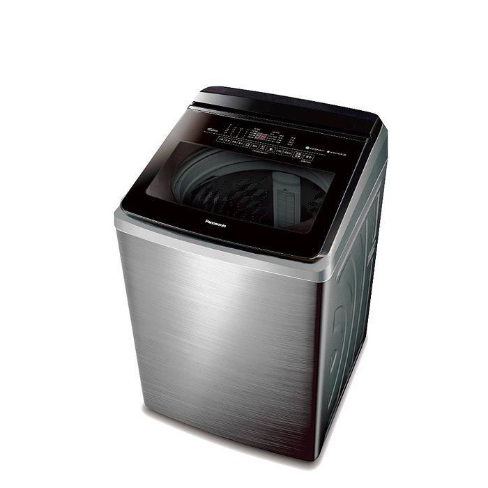 Panasonic國際牌20公斤變頻洗衣機NA-V200KBS-S(洗衣機特賣)