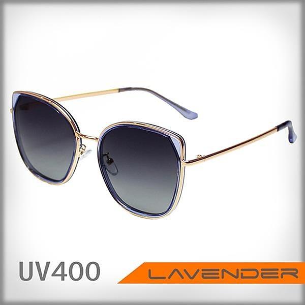 【南紡購物中心】Lavender偏光片太陽眼鏡 9149 C200