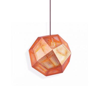 Etch Pendant Copper 銀河蝕刻吊燈(紅銅)