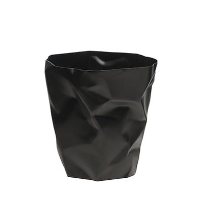 Bin Bin 皺皺垃圾桶(大、黑)