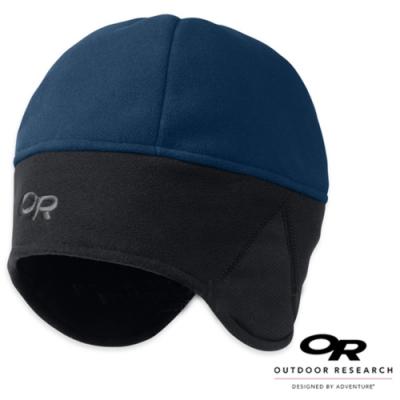 Outdoor Research Wind Warrior Hat 超輕防風透氣保暖護耳帽_深藍