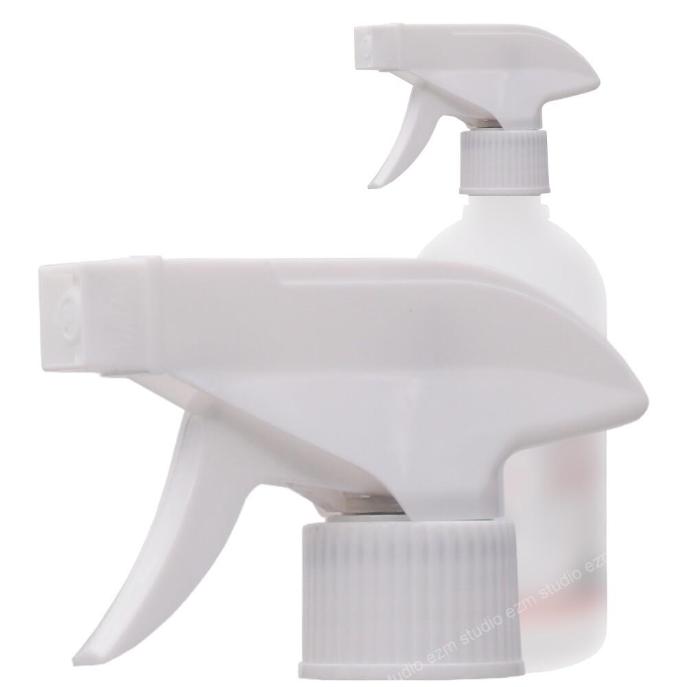 全店滿499免運手壓式塑膠噴頭/噴霧器 適用500ml酒精瓶