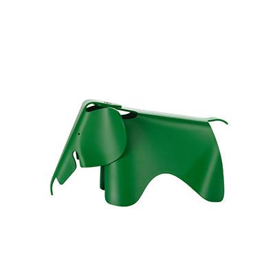 Eames Small Elephant 迷你小象(棕櫚綠)