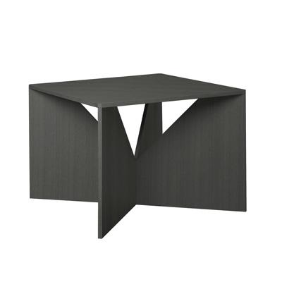 Calvert 幾何方咖啡桌(深灰)