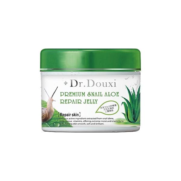 Dr.Douxi 蝸牛蘆薈修護舒緩凍膜(500g)【小三美日】