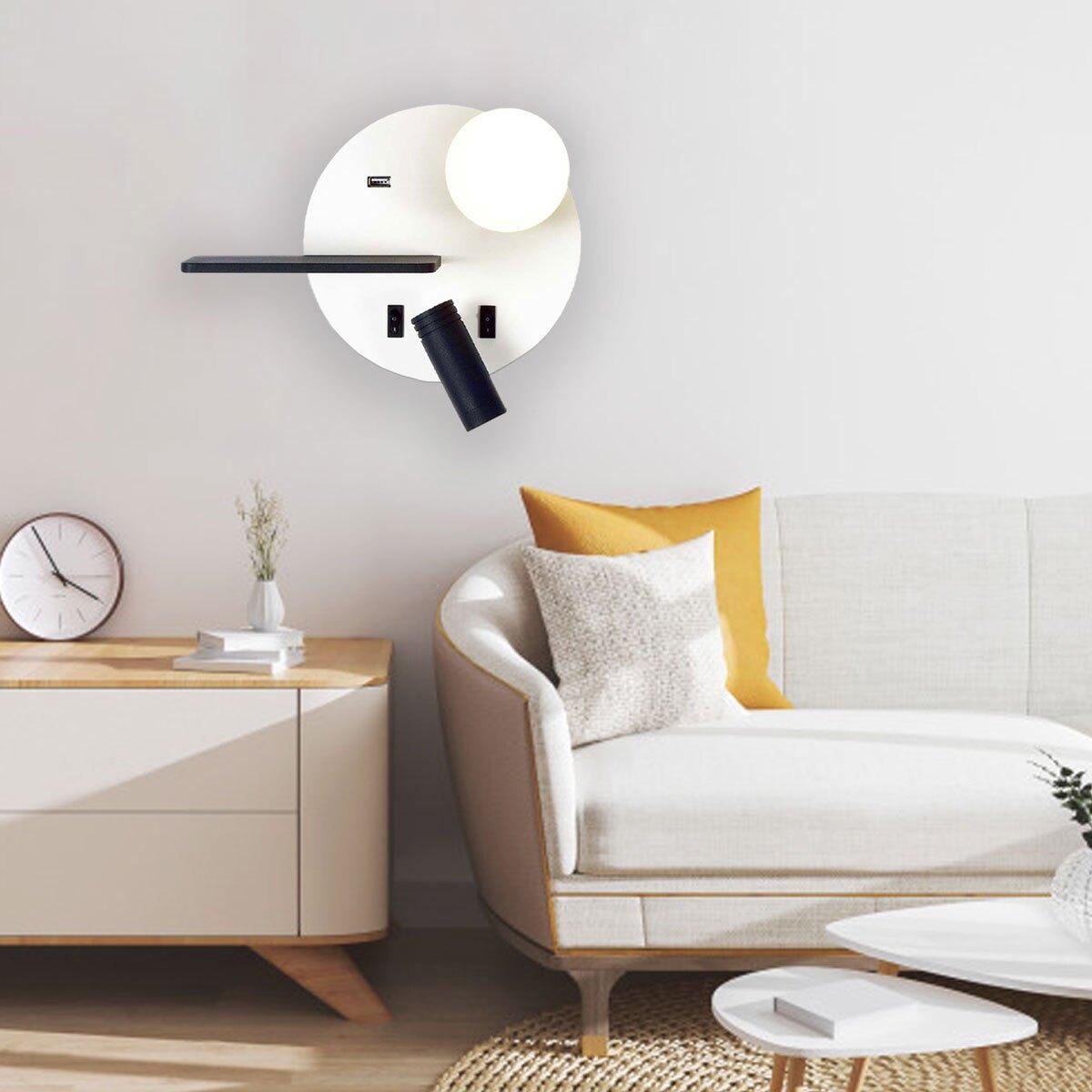 圓矛盾 壁燈 MD-94401