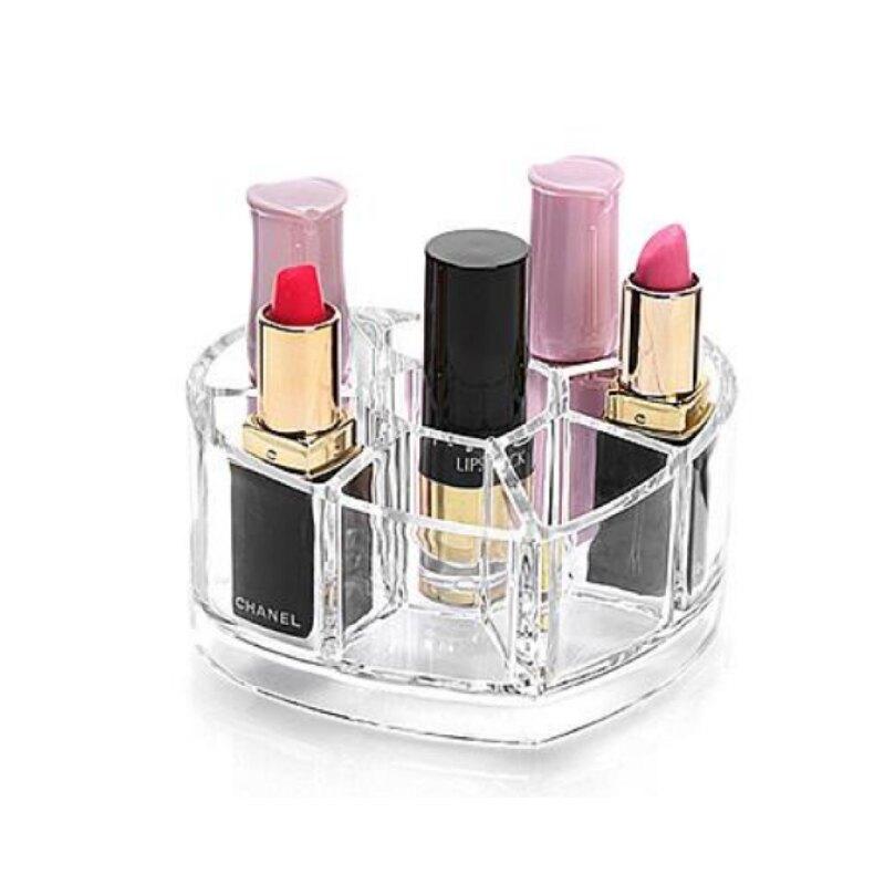 化妝收納盒 12小格/8小格 化妝盒 口紅盒 化妝小物 口紅收納 唇蜜收納 滾珠瓶收納