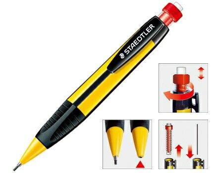 德國施德樓STAEDTLER2008最新發表1.3mm自動鉛筆