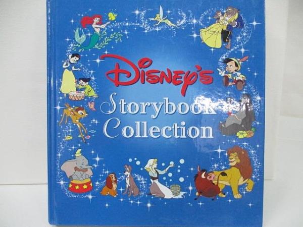 【書寶二手書T9/少年童書_DKM】Disney s Storybook Collection