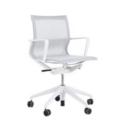 Physix 翩然有序 工作椅(白銀灰)
