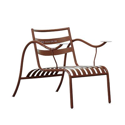 Thinking Man's Chair 思考者休閒椅