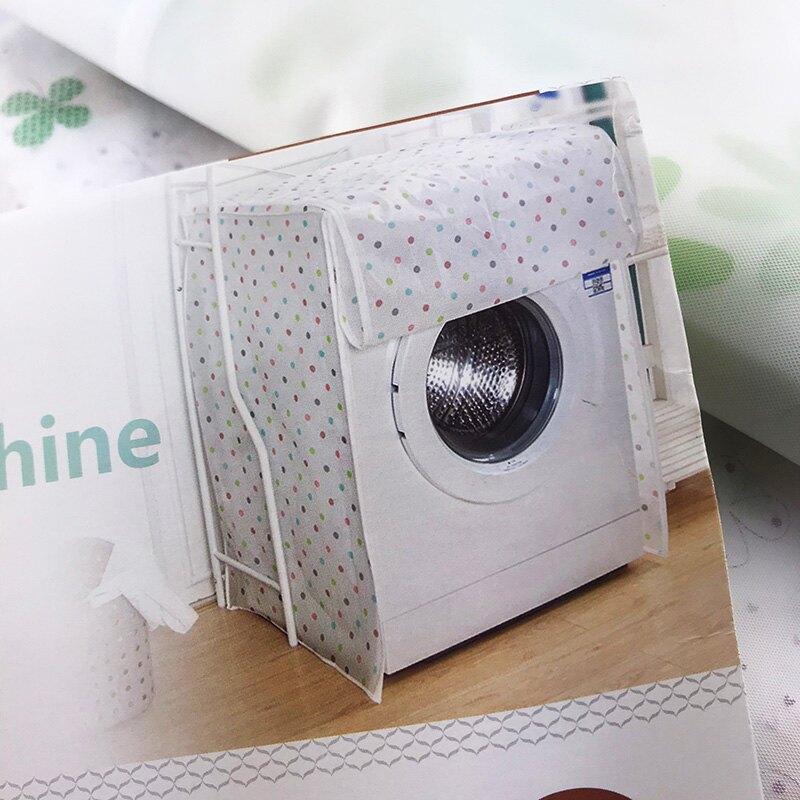滾筒式洗衣機防塵套 防塵罩 洗衣機防塵袋 洗衣機防汙 防潮套 隨機出