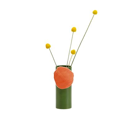 Vases Découpage Disque 幾何藝術花瓶