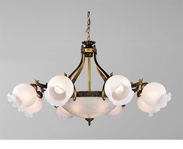 【燈王的店】北歐風 吊燈8燈 客廳燈 餐廳燈 吧檯燈 301-98170-3