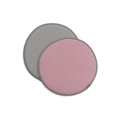 Seat Dots 繽紛圓點雙色座墊(粉紅 / 暖灰、一入)