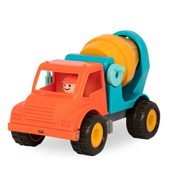 美國【B.Toys】小工頭水泥車BT2511Z[衛立兒生活館]